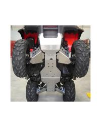 Suzuki King Quad Kit Protecciones Bajos completos 5mm XRW