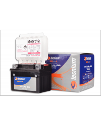 Batería Suzuki  LTR 450 Tecnium YTX7A-BS  BTX7A-BS