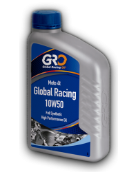 Global Racing 10w50 4L Competición Sintecit