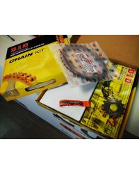 Kit de tansmisión KFX400 kawasaki Profesional D.I.D