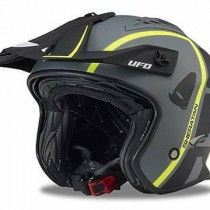 CASCO UFO SHERATAN- MOTO - QUAD - SCOOTER - TRIAL - ADVENTUR