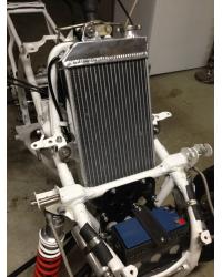 Radiador Yamaha Banshee Sobredimensionado CRS///
