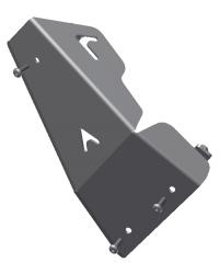 Cubre trapecios aluminio