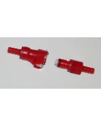 Conector rápido circuito gasolina
