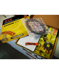 kit de tansmisión Raptor 660 Yamaha D.I.D.