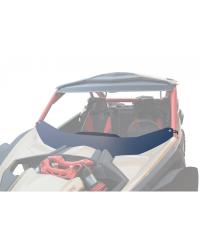 DEFLECTOR DE AR RACING DE  ALUMINIO PARA CAN-AM MAVERICK X3 XRS