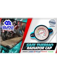 Tapón radiador Qr con Termómetro